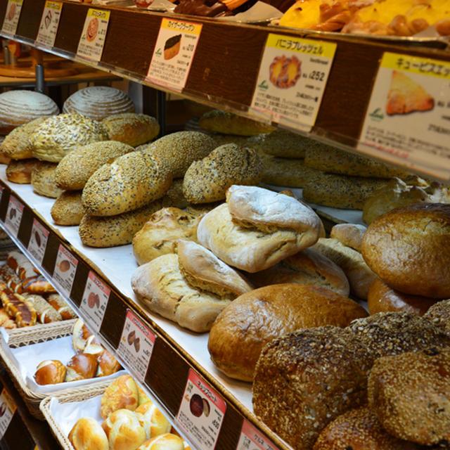 ドイツパン専門店 ベッカライカフェ・リンデ @ 吉祥寺