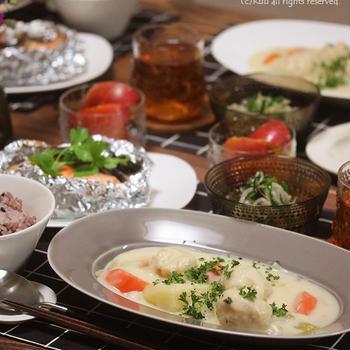 【献立】白菜と肉団子のシチュー。~綺麗を保つ苦労について、マジきつい~