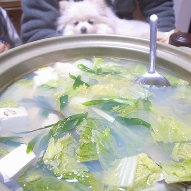 京都の実家で、湯豆腐とかき鍋|ずっと感謝の1年