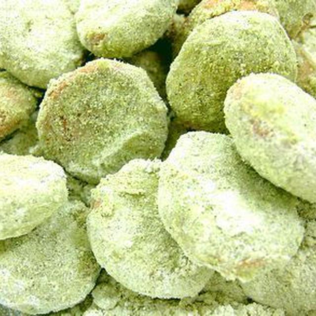 うぐいすきな粉のほろほろクッキー