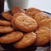 ザクザク食感♪ シナモン&チョコチップクッキー