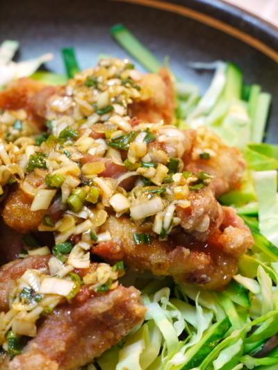 油林鶏 (ゆーりんちー)