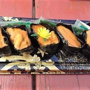 岩船港鮮魚センター「魚屋の寿司」 村上市村恭のクレープ