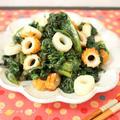 レタスの大量消費!!サニーレタスと竹輪の柚子胡椒風味和え