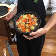 土鍋で炊く新米の「栗ごはん」はやっぱり最高だよね!