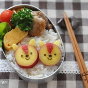 【連載】レシピブログ「りすのお弁当」