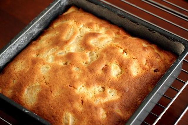 さつまいもとりんごのケーキ(パン・スイーツ部門)