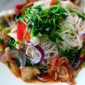 無国籍ピリ辛スパイス素麺&UVカットに、冷房対策にと、大活躍のカーディガンが7/1(火)9:59まで新作記念で特別価格・送料無料