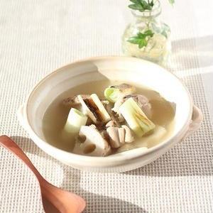 風邪引きさんにオススメ!喉にやさしい「れんこんのスープ」