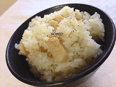 クックドゥ 八宝菜用 de エリンギの炊き込みご飯♪