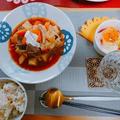 野菜たっぷりボルシチ【レシピ】
