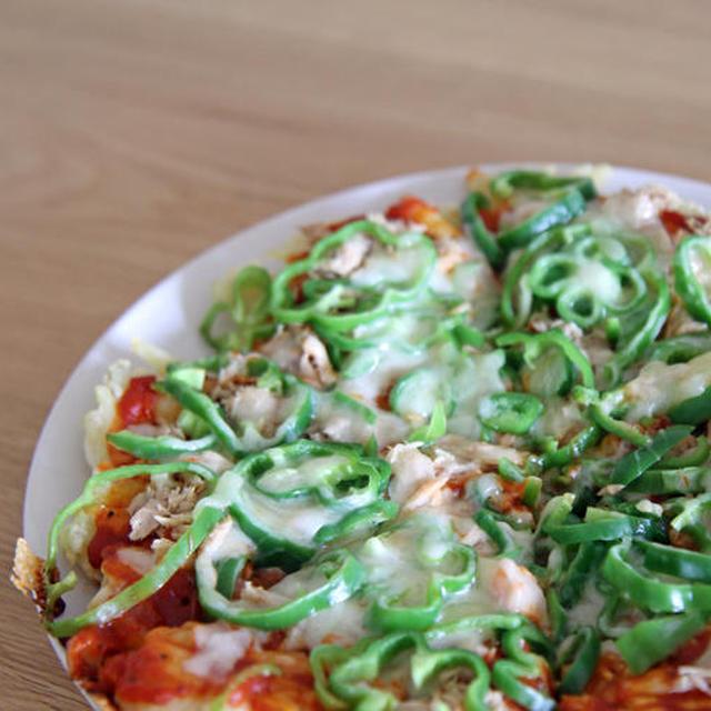 「じゃがピザ(じゃがいもピザ)」の作り方の巻