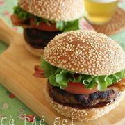 これなら毎日食べても飽きない!?「ハンバーガー」7変化