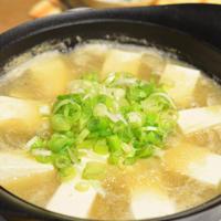 あたたまる♡ みぞれ湯豆腐鍋