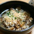 牡蠣とマッシュルームのアヒージョ☆