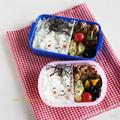 3月の第3週目のお弁当まとめ♪野菜たっぷりチャプチェやブリ竜田がメインで。
