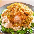 味わいクレイジー!肉汁封印の絶品よだれ豚ネギしゃぶ(糖質5.7g) by ねこやましゅんさん