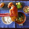 豆板醬チキン(手羽先)