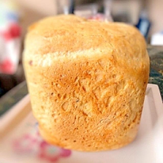 HBで簡単☆ドライトマト食パン
