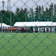 日本クラブユースサッカー選手権U15予選リーグ第1回戦結果
