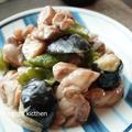 オイマヨで鶏野菜炒め