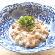 コクうま!さっそくためしたい「納豆×味噌」の新方程式