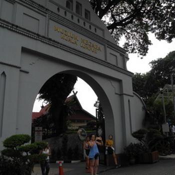 マレーシア一人旅☆2015【マレーシア国立博物館】
