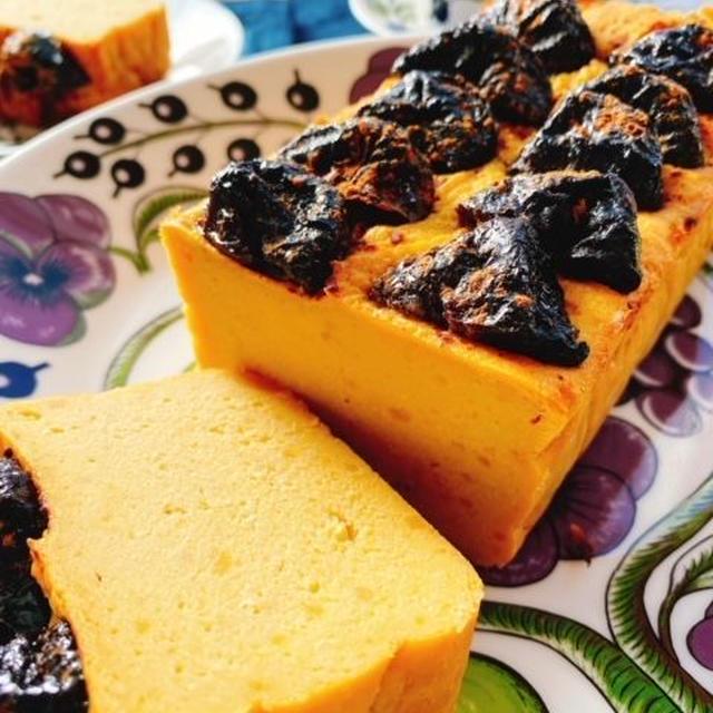 【スイートポテトケーキ】お砂糖なし安納芋のプリンケーキ(動画レシピ)/Sweet potato cake without sugar.