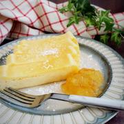 ~レンチンおやつ~【レンジで簡単チーズケーキ】#レンジ #簡単おやつ #手作りお菓子