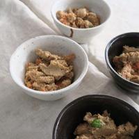 こっくり香ばし米糠の煮物