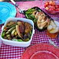 バースデーピクニックとベイクトチーズケーキ2種