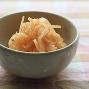 大根の塩麹ケチャップ炒め