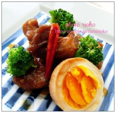 ■つくれぽ100人!鶏ももと卵のさっぱり煮■