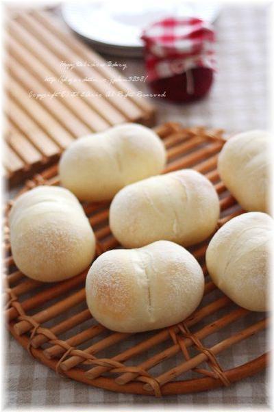 白パンを上手に焼きたい♪