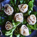 薔薇餃子 包むより簡単! インスタで話題の餃子作ってみた - スパイス大使 - by 青山 金魚さん