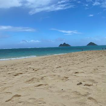 何番目がお好き⁈ カイルア & ラニカイビーチへ♡