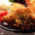 青魚をおいしく!アジのカレーチーズフライ