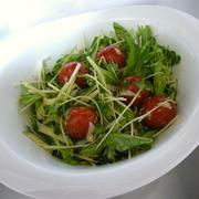 「野菜サラダ」の人気検索でトップ10入り★野菜サラダ♪ピリ辛中華マヨドレッシング♪