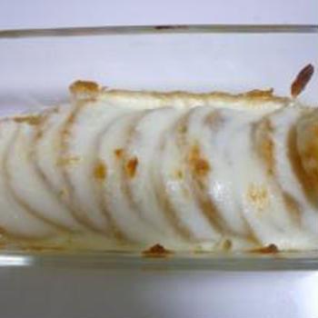 大根の甘辛チーズ焼き