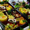 ■2016正月料理【①おつまみお重セット/②蟹しゃぶ鍋/③ワカサギの昆布巻き&マリネレシピ。】