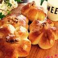 シンプルなくるみパン♪と、阿夫利神社へ。