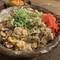 【recipe】にんにくチャーハン/阿佐ヶ谷ミニシアター