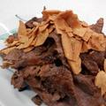 簡単☆スタミナ満点☆牛肉ガーリックソテー