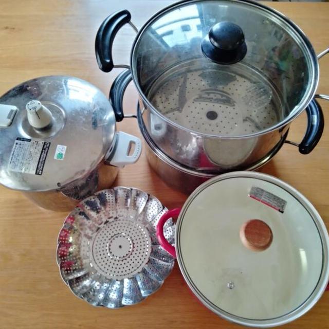お米を蒸すにはどれが便利?せいろ・鍋・圧力鍋・炊飯器をそれぞれ比較