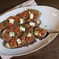 ボロネーゼの焼き茄子ボード