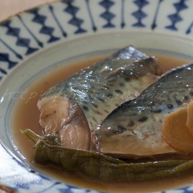 鯖の醤油麹煮