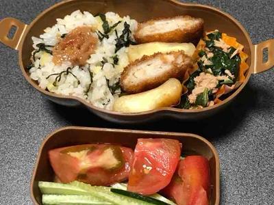 >昨日のお弁当 by Rietanさん