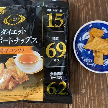 RIZAP ダイエットサポートチップス