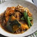 鶏手羽元とかぼちゃのカレー煮@イオン・ザ・テーブル59 by 管理栄養士/フードコーディネーター りささん