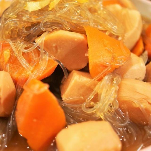 ■和食【菜園採り里芋で煮っ転がし】ほっこりと嬉しい一品です♪